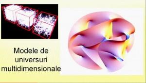 Modele de universuri multidimensionale