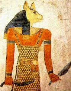 Bast, zeiţa egipteană cu cap de pisică