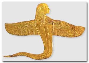 Heru/Heli/Eli/Hari, zeitatea afro-eleno-semitică supremă, serafimul şarpe, sarpele înaripat sau dragonul