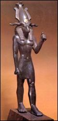 Khum, zeul egiptean cu cap de berbec