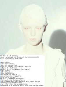 Anunnaki Albino Nordic