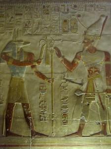 Upuaut, zeul egiptean care deschide căile pentru spiritele celor morţi