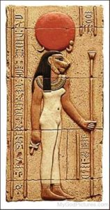 Zeiţa egipteană Sekhmet