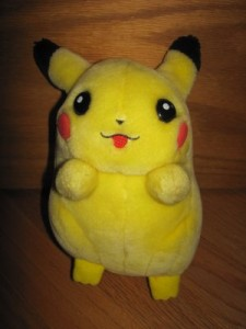 Monstru Pikachu