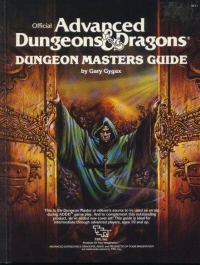 advanced dungeon masters guide