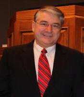 Pastor David L. Brown, Ph.D.