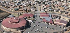 Ebony Park, o suburbie a orașului Johannesburg, locul unde pastorul, în vârstă de 69 de ani, a ucis prin împușcare alți doi pastori, înainte de a se sinucide. Nu se cunosc cauzele dublei crime urmate de sinucidere.
