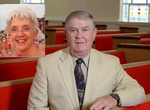 """Reverendul William """"Bill"""" Scott și soția lui. După ce și-a omorât soția, pastorul s-a sinucis. Nu se cunosc cauzele crimei urmate de sinucidere."""