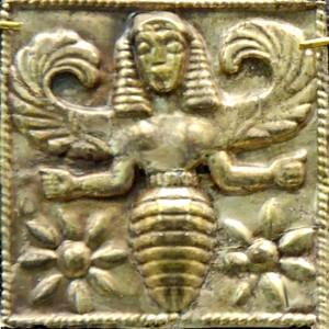 26. Marea zeiță albină