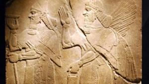 30. Anunnaki, grup de zeități din culturile antice mesopotamiene (sumeriană, akkadiană, asiriană și babiloniană)