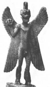 58. Pazuzu, regele demonilor vântului în Asiria și Babilonia