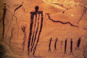 63. Picturi în peșteră