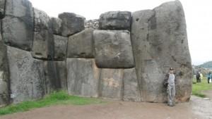 73. Citadela Sachsayhuaman, Peru