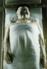 Mumia lui Xin Zhui, cu o vechime de 4000 de ani