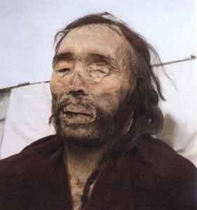 Aceeași mumie din Bazinul Turim