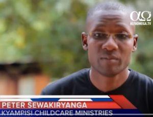 Pastorul Peter Sewakiryanga